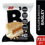 Alfajor BAGLEY Blanco 73.5 Gr X 1 Uni
