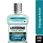 Enjuague Bucal LISTERINE Zero Botella 250 Ml