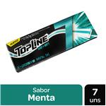 Chicles TOPLINE Seven Menta Paq 14 Grm