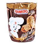 Pan Dulce Chocolate Con  Bimbo Pou 400 Grm