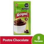Postre ROYAL Chocolate Light   Sobre 50 Gr