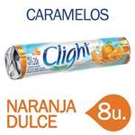 Caramelos Duro CLIGHT Naranja Dulce Paq 20 Grm