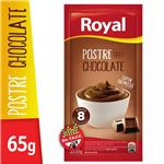 Postre Chocolat Royal Sob .065 Kgm