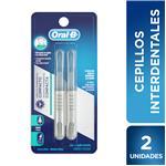 Cepillo Interdental ORAL B Interdental Compacto Blister 2 Unidades