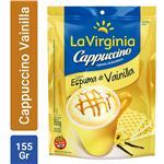 Cappuccino Instantáneo LA VIRGINIA   Espuma De Vainilla Paquete 155 Gr
