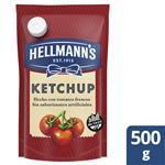 Ketchup Clásico Hellmann'S 500 Gr
