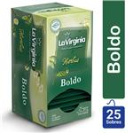 Té Boldo LA VIRGINIA     Caja 25 Saquitos