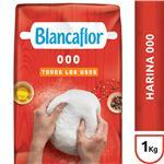 Harina Trigo 000 Blancaflor 1 Kg