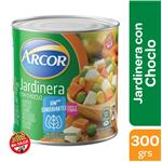 Jardinera  ARCOR Con Choclo Lata 300 Gr