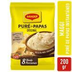 Puré De Papas Maggi X 200gr