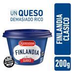 Queso Untable FINLANDIA Clásico 200 Gr