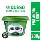 Queso Untable FINLANDIA Light 200 Gr