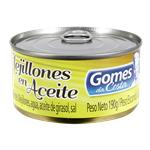 Mejillones En Aceite GOMES DA COSTA Lata 190 Gr
