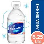 Agua Mineral Nartural Villa Del Sur Bidón 6.25 L