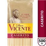 Caserito DON VICENTE Al Huevo Paquete 500 Gr