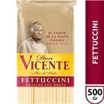 Fettuccine DON VICENTE Al Huevo Paquete 500 Gr