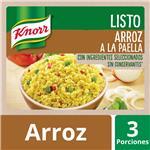 Arroz Saborizado Knorr Paella 185 Gr