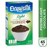 Postre Light Chocolate Vita Exquisita Est 65 Grm