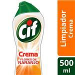 Limp.Cremoso Flores Y Naran CIF Bot 750 Grm