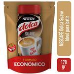 Café Instantáneo Nescafe Dolca Suave Perfecto Para Batir Doypack X 170gr
