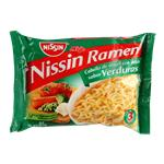 Sopa Instantanea NISSIN Verdura Paq 85 Grm