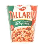 Sopa Instantánea Tallarines Con Salsa Bolognesa NISSIN Pote 68 Gr