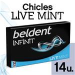 Chicles BELDENT Infinit Live Mint Est 26.6 Grm