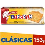Galletitas Dulces Lincoln Clasica Paq 153 Grm
