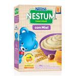 Cereal Infantil NESTLE NESTUM Con Miel   Caja 200 Gr