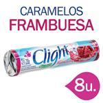 Caramelos CLIGHT Sin Azucar Frambuesa Paq 20 Grm