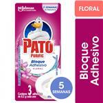 Limpiador Adhesivo Para Inodoros PATO Floral 24.6gr