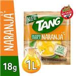 Jugo En Polvo TANG Naranja    Sobre 18 Gr