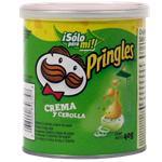 Papas Fritas PRINGLES Cebolla Tubo 40 Grm