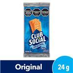 Galleta Original Club Social Paq 144 Grm