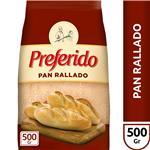 Pan Rallado Preferido Bsa 500 Grm