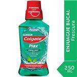 Enjuague Bucal COLGATE Plax Fresh Mint Botella 250 Ml