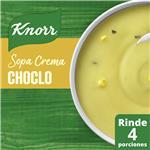 Sopa Crema Choclo KNORR Sobre 67 Gr