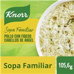 Sopa Familiar Knorr Pollo Con Cabello De Ángel 5 Porciones
