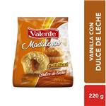 Madalenas Dce/Lech VALENTE Paq 220 Grm