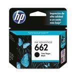 Cartucho HP 662 Black Ink Cartridge