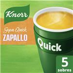 Sopa Knorr Quick Zapallo 5 Sobres