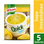 Sopa Knorr Quick Choclo Light 5 Sobres