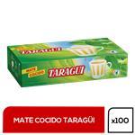 Mate Cocido TARAGUI Caja 100 Saquitos