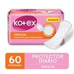 Protector Diario Kotex Classic X60