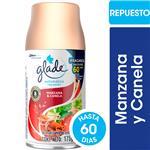 Desodorante De Ambiente GLADE Manzana Y Canela Aerosol 270 CC