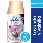 Desodorante De Ambiente GLADE Lavanda Y Vainilla Aerosol 270 CC
