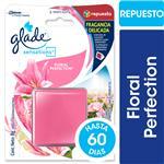 Aromatizante De Ambientes En Gel GLADE Sensations Floral Perfection Repuesto 8gr