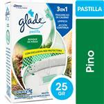 Pastilla Para Inodoro GLADE Pino 25gr