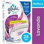 Pastilla Para Inodoro GLADE Campos De Lavanda 25gr