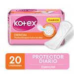 Protector Diario Kotex Classic X20